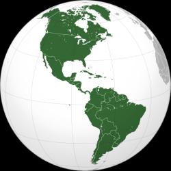 Der amerikanische Kontinent