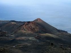 Vulkan Teneguía auf La Palma