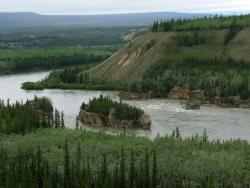 The Treacherous 5 Fingers on the Yukon